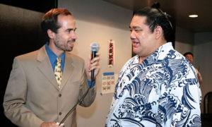 Grand Sumo Tournament Los Angeles