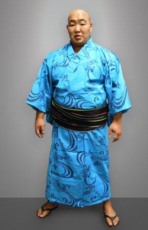 sumo yukata