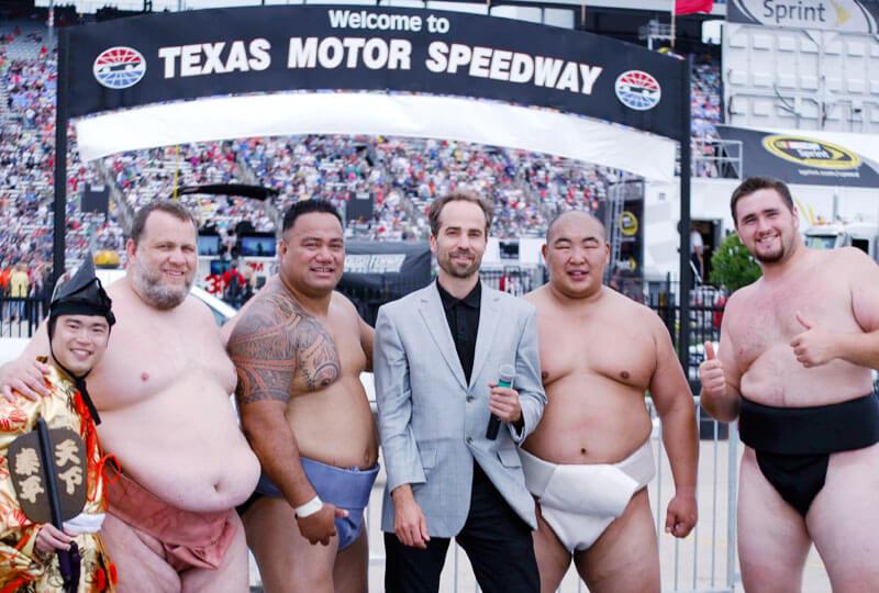 sumo stadium show