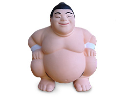 sumo doll