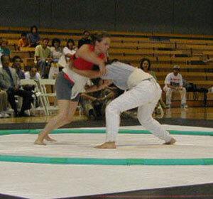 2001 Us Sumo Open