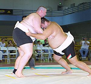 2002 Us Sumo Open