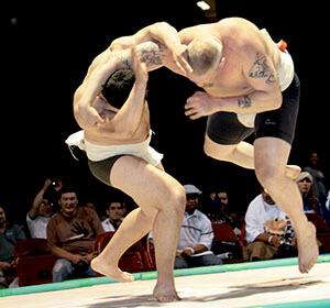 2007 U.S. Sumo Open