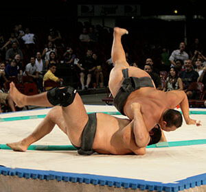 2008 Us Sumo Open