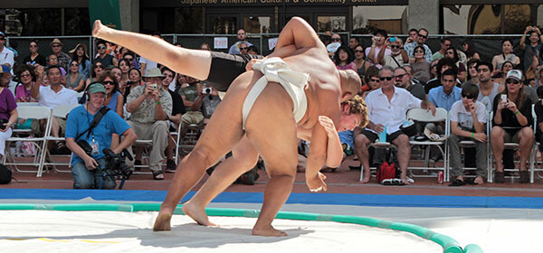 2012 Us Sumo Open