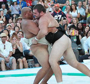 2013 Us Sumo Open