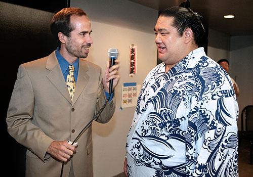 Grand Sumo 2008
