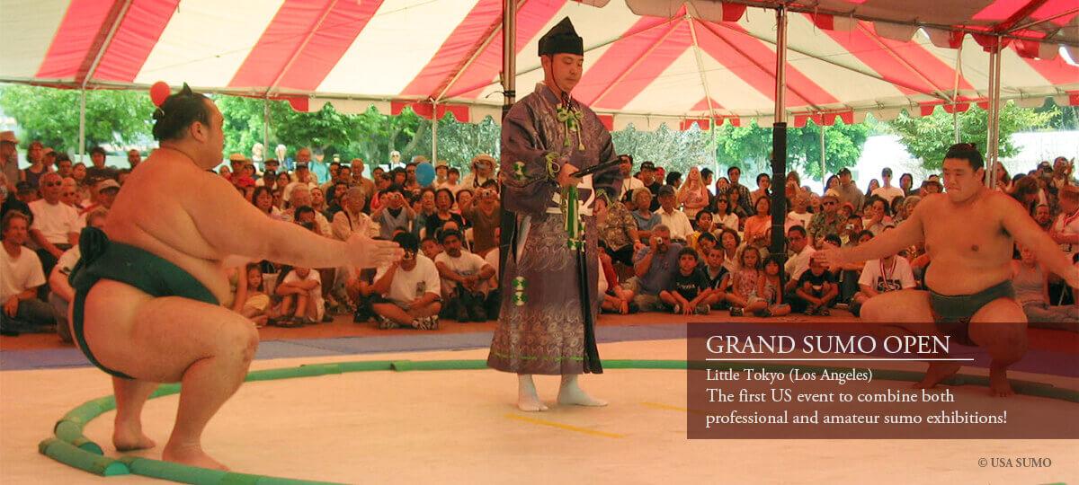 Grand Sumo Open