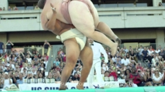 2013 US SUMO OPEN - SUMO SLAM Slow Motion