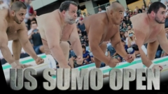 2013 US SUMO OPEN Highlight Matches