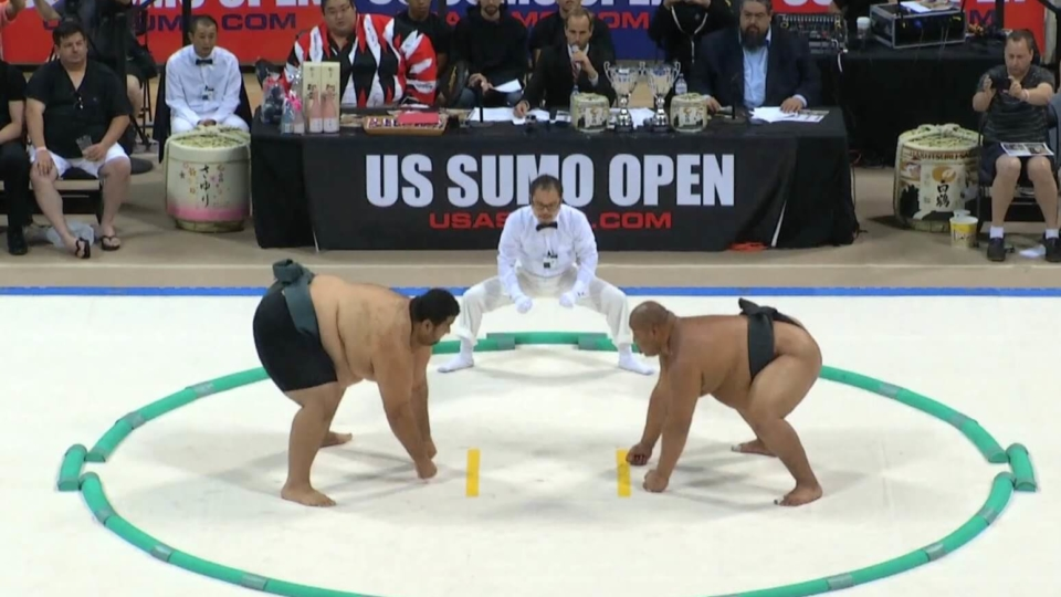 2015 US SUMO OPEN - Official Video