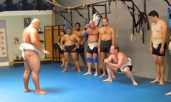 sumo classes