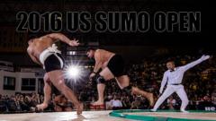 2016 US SUMO OPEN - Champions