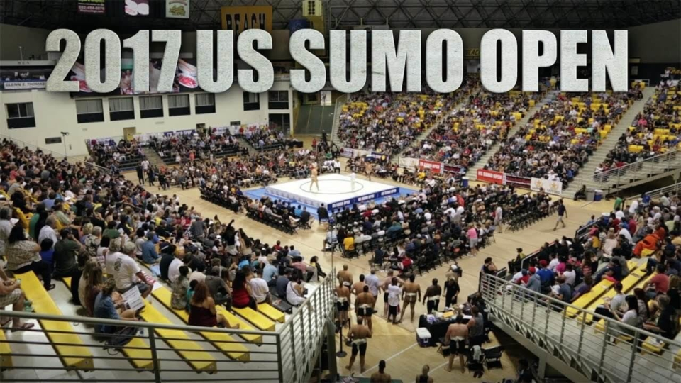 2017 US SUMO OPEN - Highlight Video