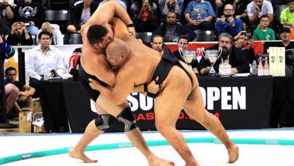 amateur sumo