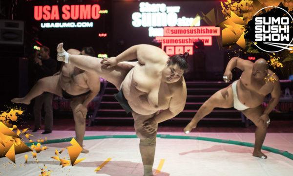 sumo sushi show