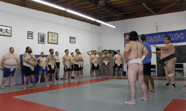 sumo class