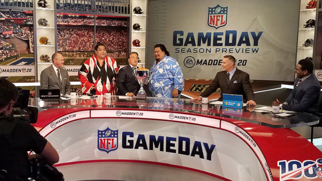 "NFL ""Game Day"""