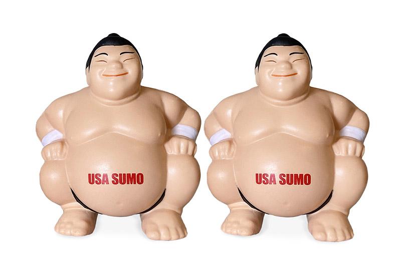 sumo dolls