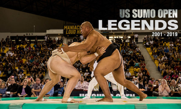 US Sumo Open legends