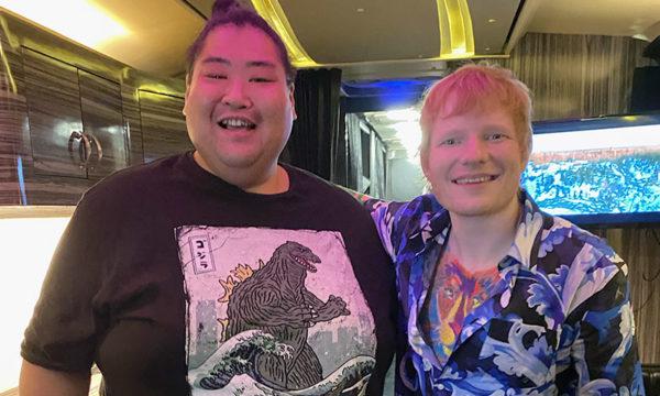 Yama and Ed